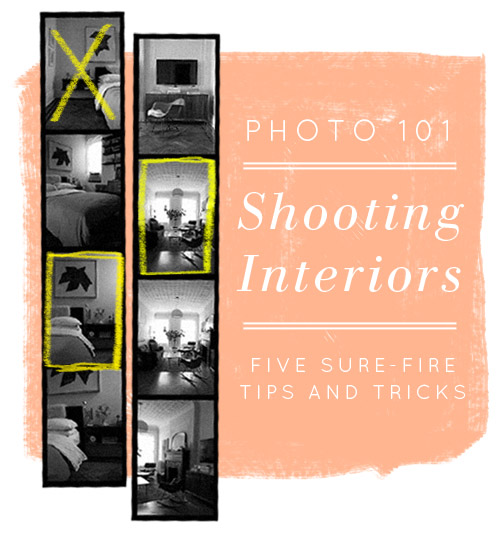 Five Tips for Shooting Interiors